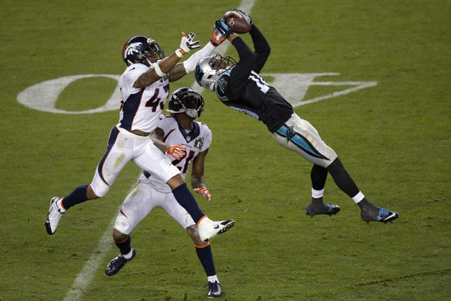 Super Bowl rematch between Denver Broncos, Carolina Panthers kicks off new NFL season