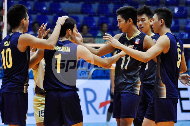 NU, UST dispatch separate foes to open Spikers Turf campaigns on winning note