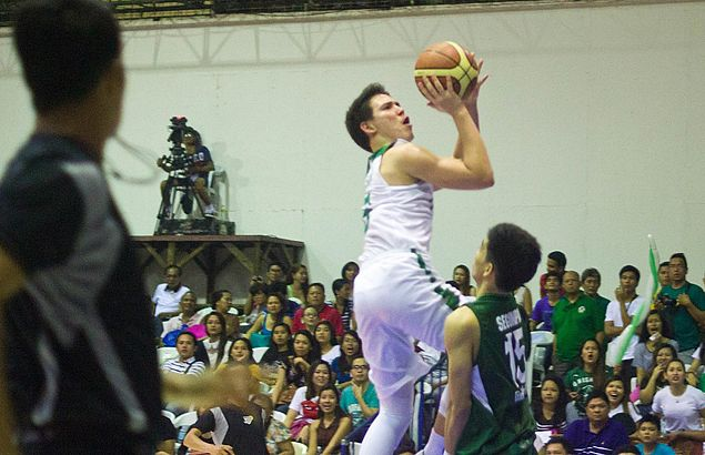 Robert Bolick, other reserves shine as La Salle downs UV for second straight win in PCCL Elite Eight