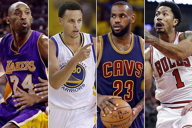 LeBron, Kobe or Curry? Here's the top-selling NBA jersey among Filipino fans