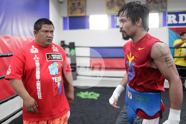Buboy Fernandez says pal Pacquiao should retire if he fails to win Mayweather rematch