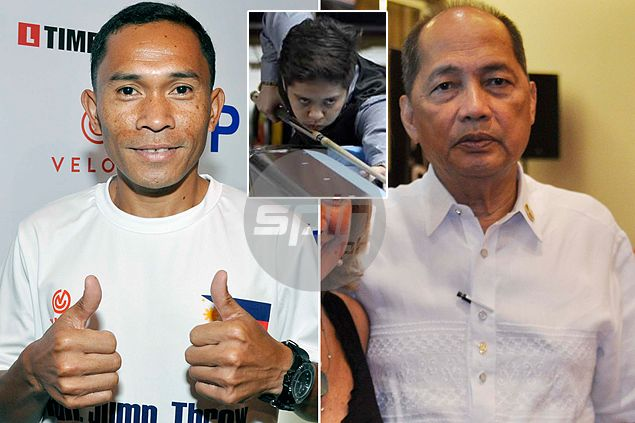 Filipino athletes keep tab of Cavaliers-Warriors finale on sidelines of SEA Games