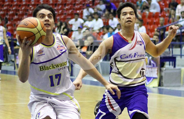 Former NCAA juniors MVP Vigil out of UST roster