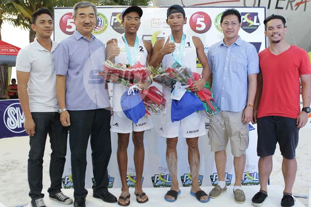 SM By The Bay is king of the sand after ruling Superliga Beach Volley Challenge Cup