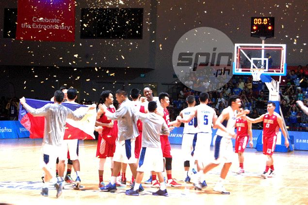 Gilas cadets' tough grind for the gold typifies Team Philippines' limping sixth-place finish in 28th SEA Games