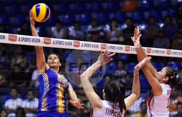 Lady Rising Suns rally back to move a win away from V-League Finals