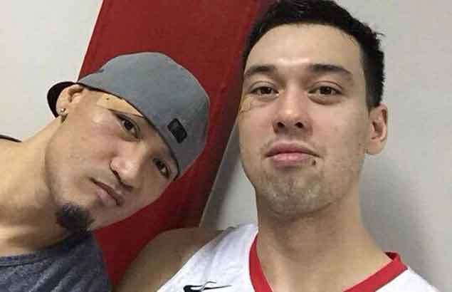 Japeth Aguilar says sorry after accidental hits on teammates Slaughter, Caguioa