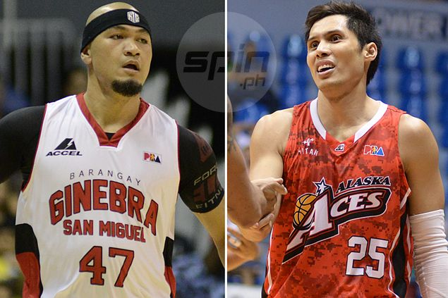 Mark Caguioa, Dondon Hontiveros to sit out PBA All-Star Game due to injuries