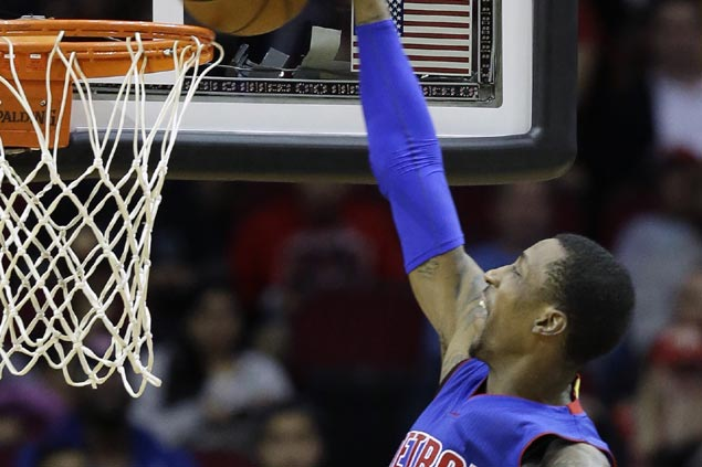 Pistons ground Rockets despite extreme Hack-a-Dre strategy