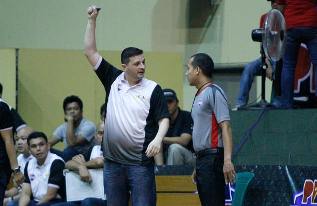Caloy Garcia glad gamble in rolling with Racal bench mob paid off in big win over Phoenix