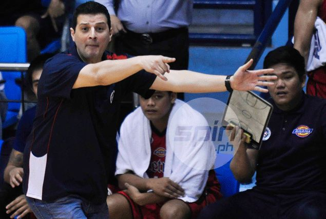 Caloy Garcia slighted by Letran move to create search committee for coach: 'I don't want to be the last option'