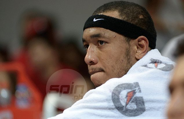 Calvin Abueva says Compton's fast-paced, full court-pressing style brought out old fire in 'The Beast'