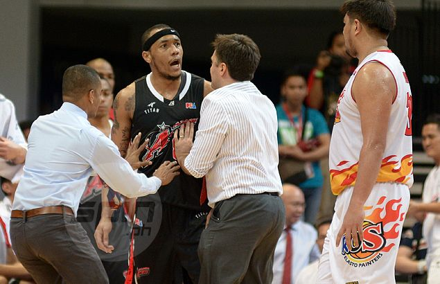 Yeng Guiao brands Calvin Abueva ejection 'stupid' but Alaska star chooses to stay mum