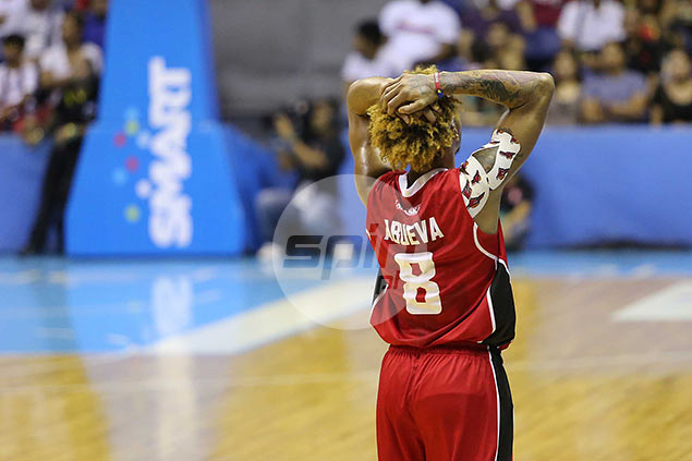 Misfiring Calvin Abueva admits local support for red-hot Dozier left wanting