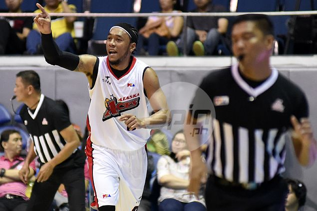 Calvin Abueva was once shot in abdomen by rival official after a 'ligang labas' game. Rumor or fact?