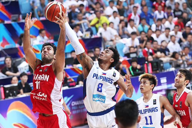 'Beast' Calvin Abueva deflects credit, says Gilas win over Iran a product of team play