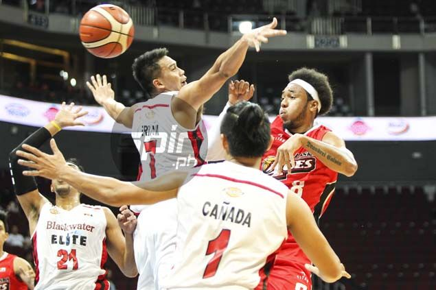 Sluggish Alaska still too good for Blackwater, gets victory No. 2 for share of PBA lead