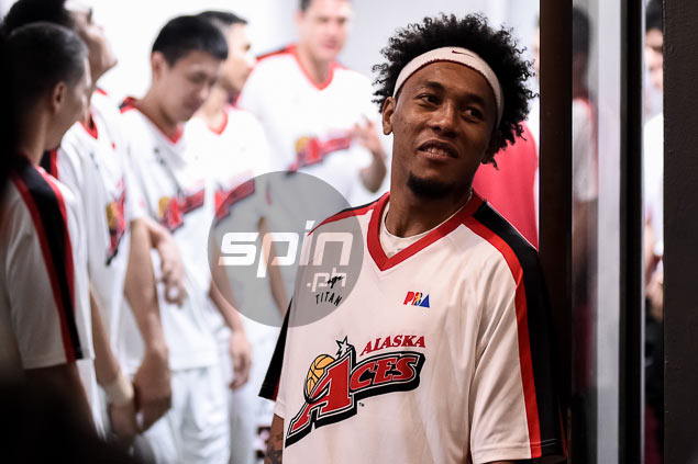 Is do-it-all Calvin Abueva capable of repeating unique statistical feat? 'Beast' responds