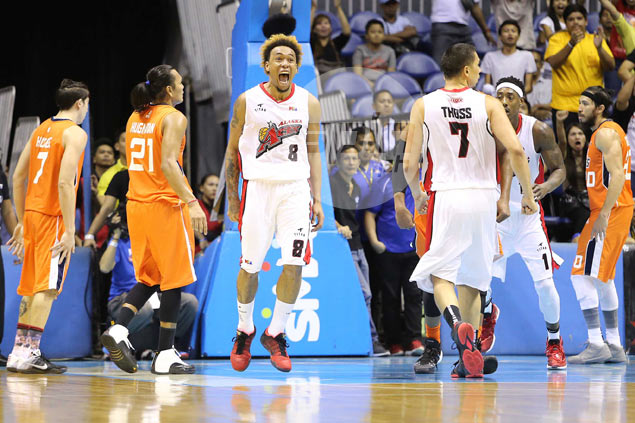 Fatigue not an issue for 'Beast' Abueva as he turns focus to finals vs Rain or Shine