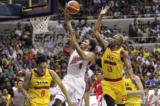 Mom Evelyn says Calvin Abueva's father was a mean basketball player himself