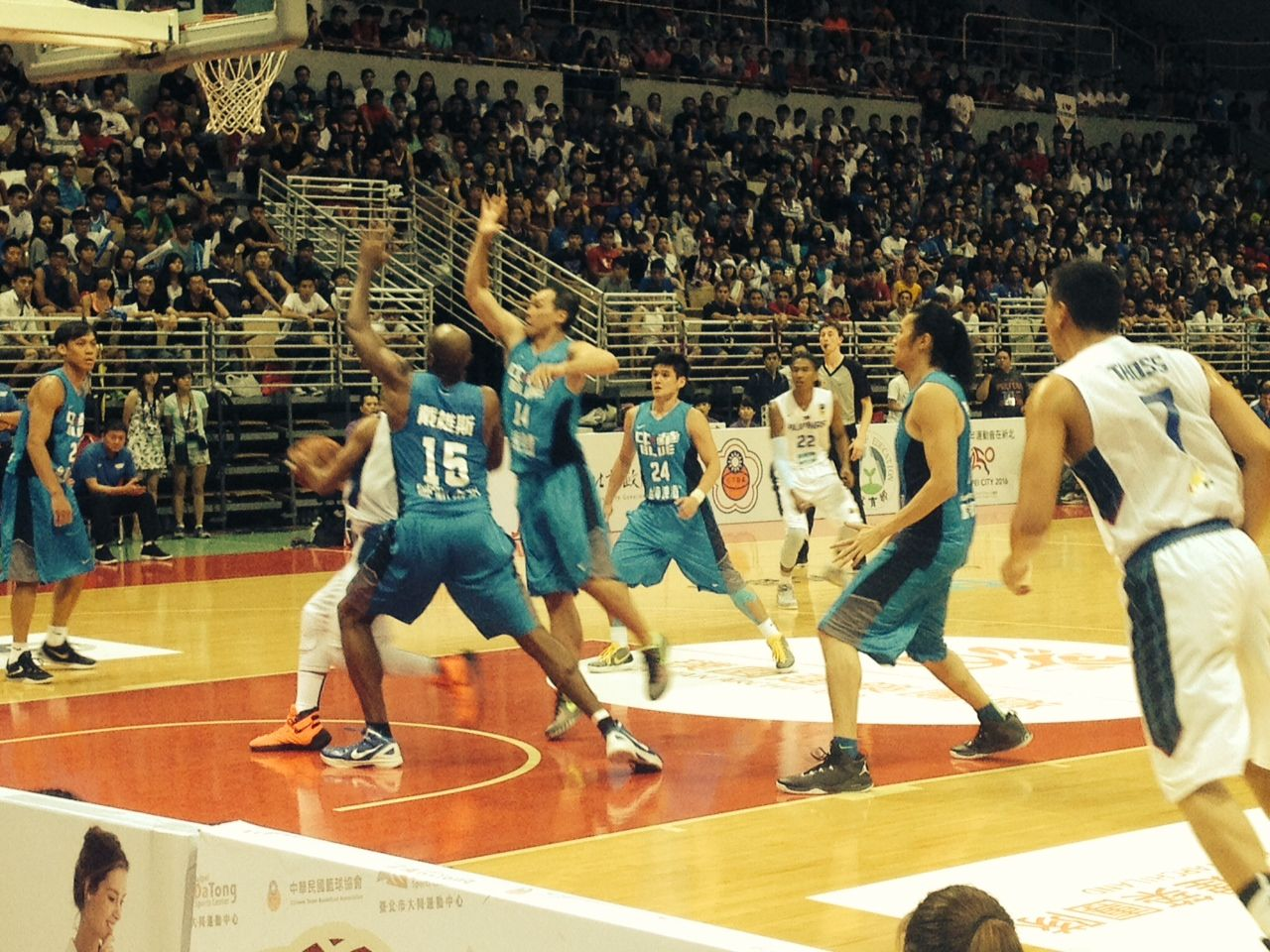 New boys Romeo, Abueva impress in Jones Cup debut as Gilas beats host Taipei