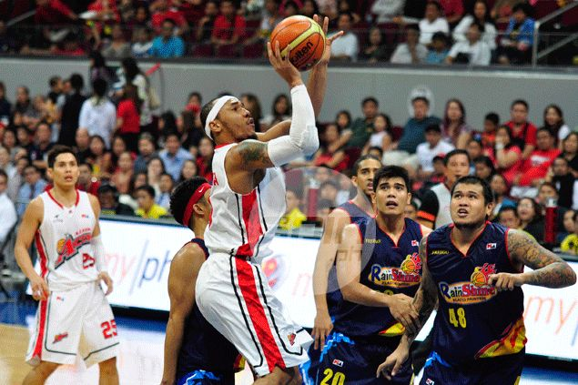 Alaska takes Game Five for 3-2 series lead as Rain or Shine fires blanks in endgame