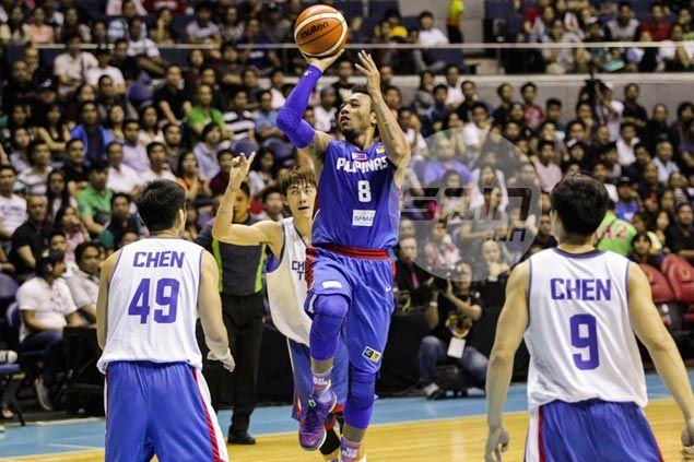 Calvin Abueva quashes late Taipei comeback as Gilas completes sweep of MVP Cup
