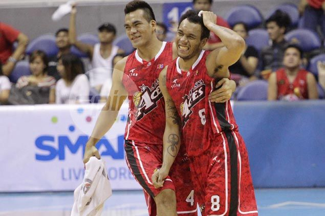 Calvin Abueva, Vic Manuel to team up with pro-bound Troy Rosario in Fiba 3x3 World Tour
