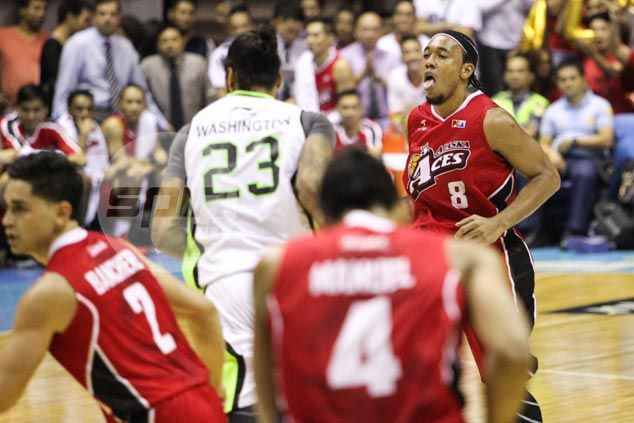 Alaska a win away from PBA Finals with blowout win over GlobalPort in Game Four