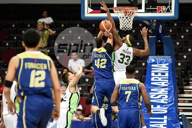 Jet-lagged Calvin Warner vows best is yet to come after winning debut for GlobalPort