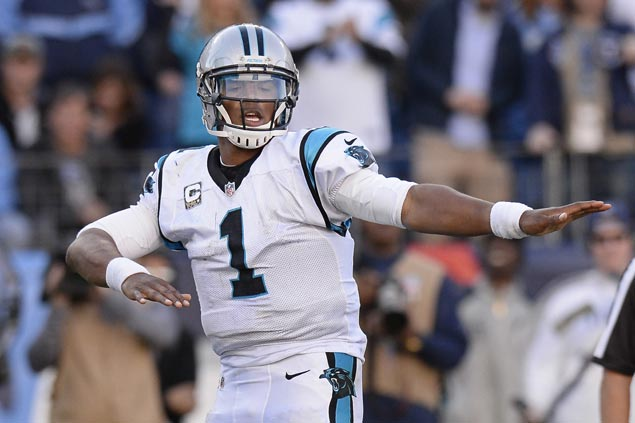 NFL MVP Cam Newton to have a new touchdown dance next season to replace the 'dab'