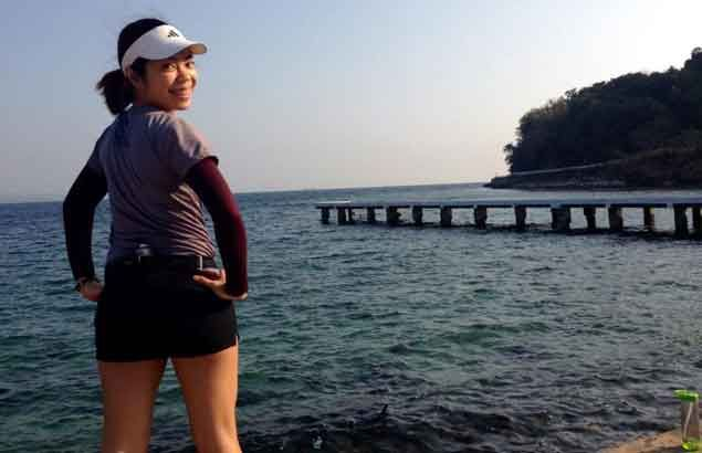 Corregidor first-timer learns about courage, fortitude while running a 'half mary'