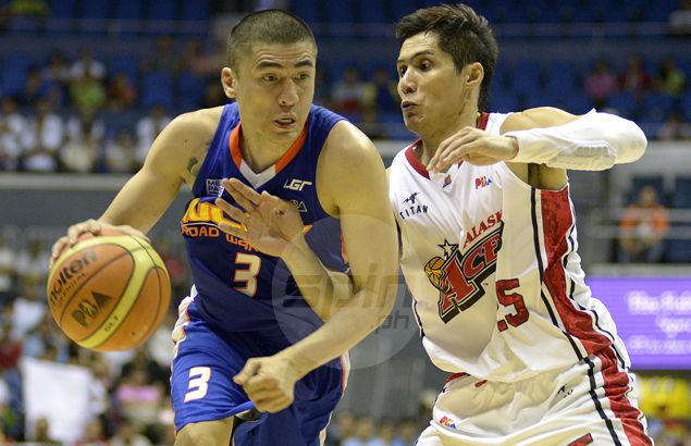 MacMac Cardona guarantees NLEX sweep of two remaining games in Philippine Cup