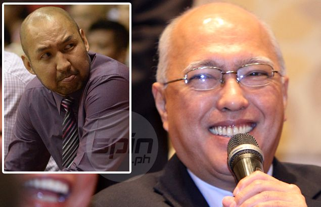 No word from SMC management on where former Ginebra coach Cariaso is headed, says Pardo