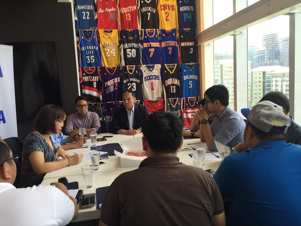 NBA gains foothold in 'amazing basketall market' with opening of Manila office