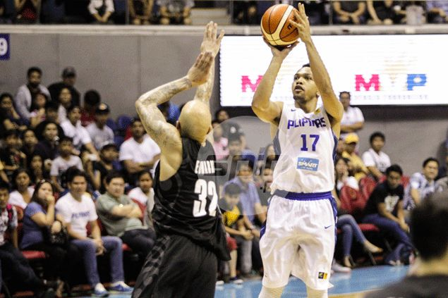 Jayson Castro sees no problem deferring to other teammates as Gilas' new go-to guys