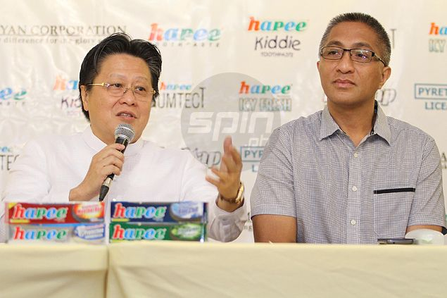 Hapee formally files letter of intent to join PBA, seeks to bring up seven direct-hire players