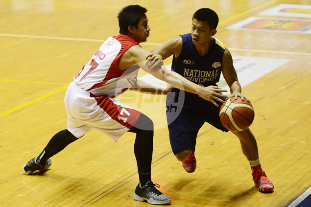 Resolute Labing-isa gets one final shot at making NU Bulldogs' UAAP squad