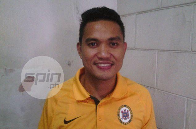 Former PBA player Celino Cruz finds lots of challenge in new job as FEU high school team assistant coach
