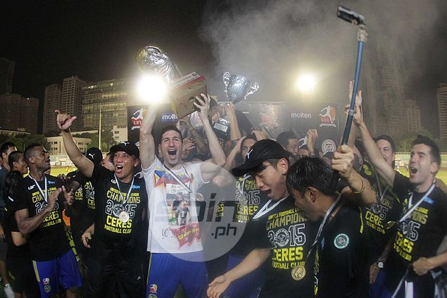 Inspired Ceres-La Salle sets its sight on doing well in AFC Cup campaign