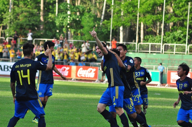 Date with destiny as Ceres-La Salle looks to complete Cinderella finish in UFL top flight