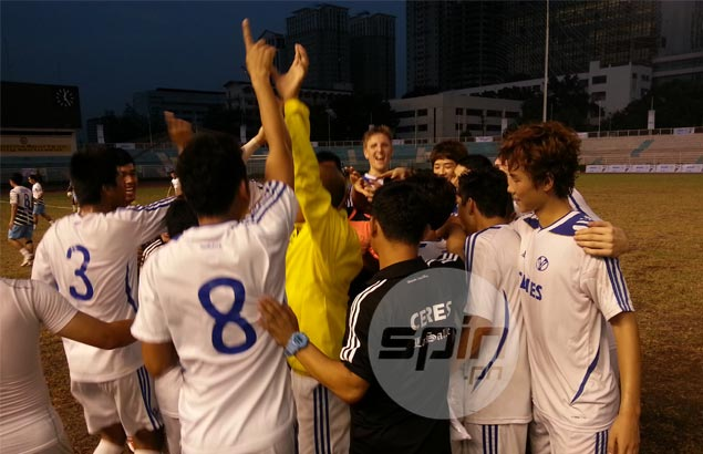 Club vs country row flares up as Ceres explains decision not to release Azkals for national duty