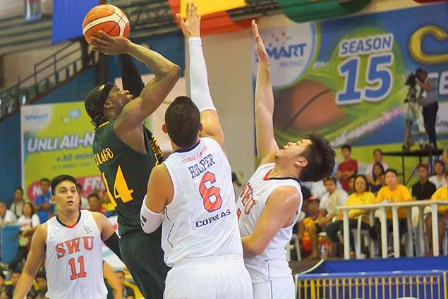 Cesafi: USC Warriors get back at finals tormentor SWU Cobras