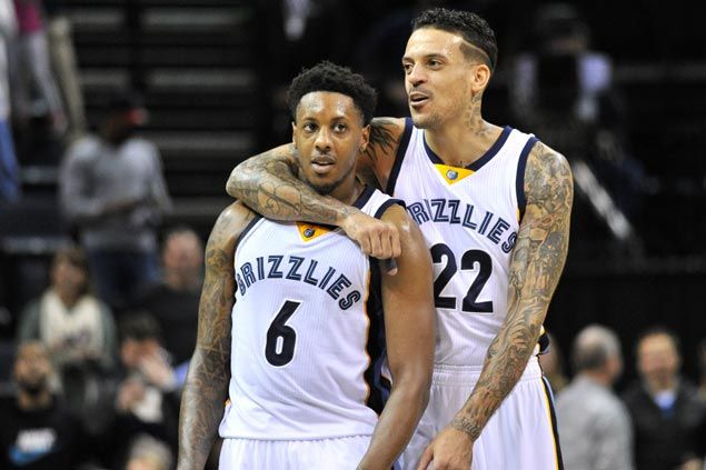 Mario Chalmers hits game-winner to lift Grizzlies past Pistons