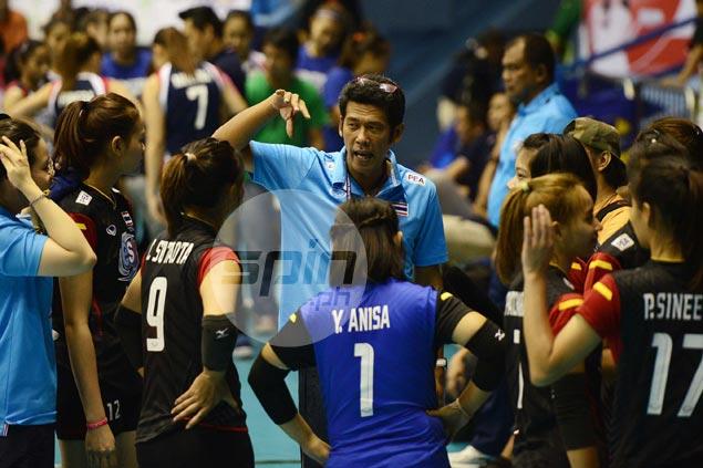 Given choice, Thai coach would pick Kim Fajardo over Alyssa Valdez. He explains why