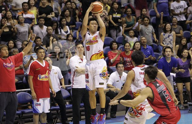 McKines, Chan deliver as Rain or Shine completes dramatic fightback to stun San Miguel