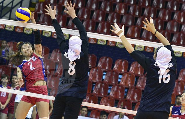 Chinese Taipei makes short work of Iran ahead of showdown with Philippines in Asian U23 womens volley meet