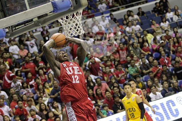 Charles Mammie on UE's do-or-die match against De La Salle: 'We are coming for them'