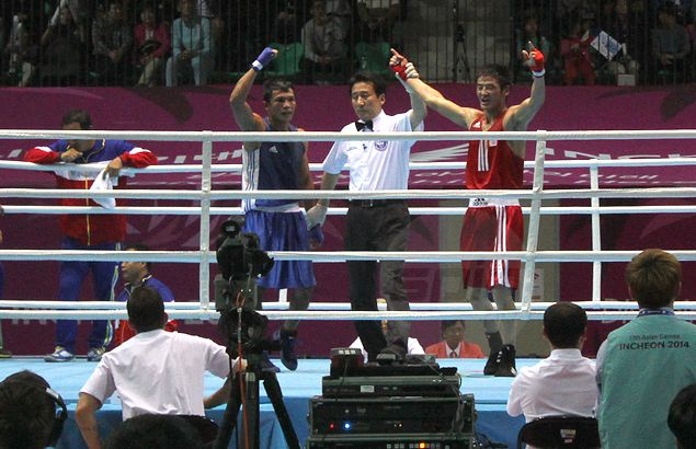 Charly Suarez resumes campaign in AIBA Pro Boxing meet as he bids for Rio Olympics berth