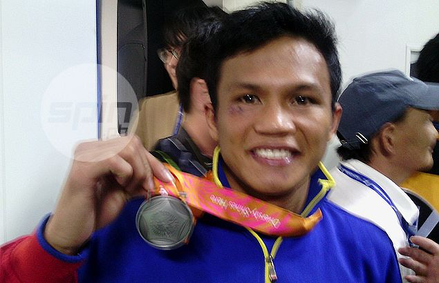 Charly Suarez still a certified millionaire despite settling for a silver medal in the Asian Games